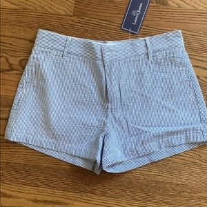 Lauren James Shorts - New with tags! Preppy seer sucker shorts